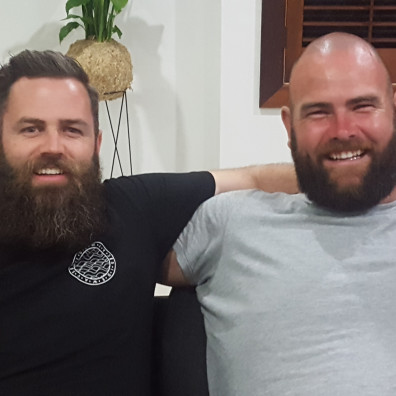 the bearded worriers