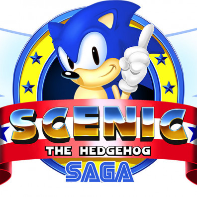 Scenic The Hedgehog
