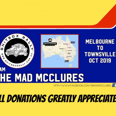 The Mad McClures