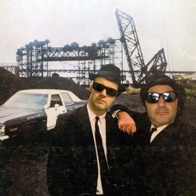 The Real Blues Brothers